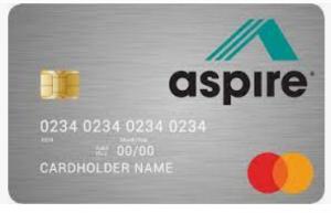 Aspire Credit Card