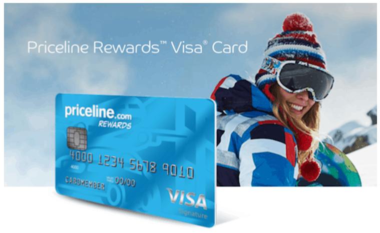Priceline Rewards Credit Card