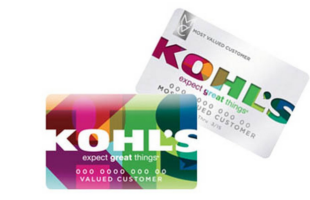 Kohls Credit Card