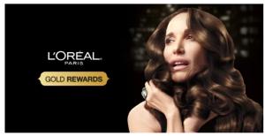 Loreal Gold Rewards