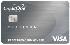 creditone card