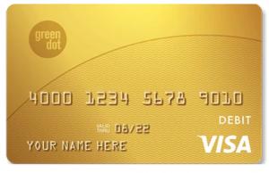 green dot credit card